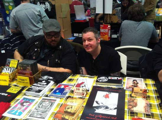 Staple2013 - Tim Danger & Me