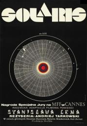 Original 1972 Solaris Poster